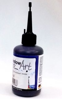 Контур антрацит Window Art 80мл